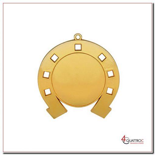 Medaglia Da Premiazione In Metallo MD71