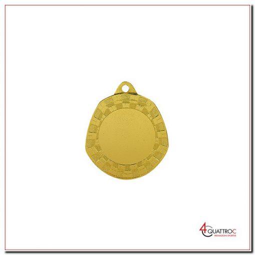 Medaglia Da Premiazione In Metallo MD93