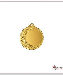 Medaglia Da Premiazione In Metallo MD82