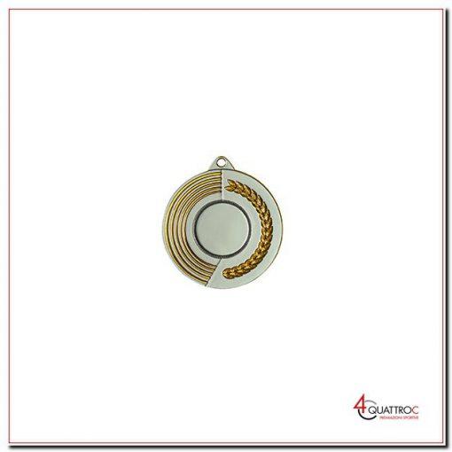 Medaglia Da Premiazione In Metallo MD88